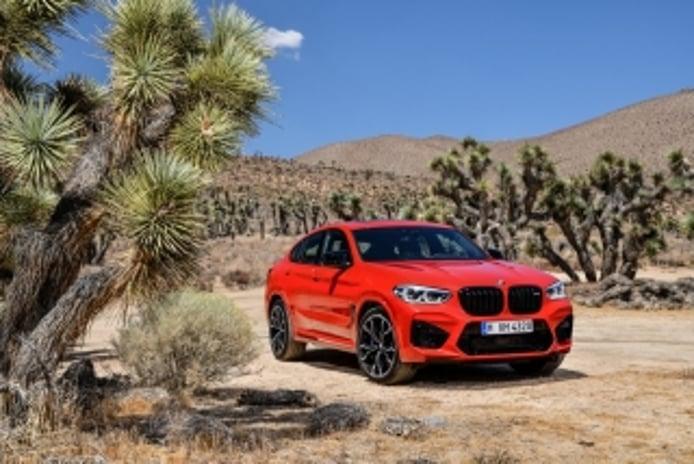 Foto 2 - Presentación BMW X3 y X4 M 2020