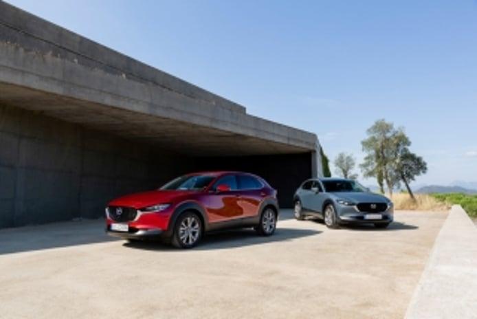 Foto 1 - Presentación Mazda CX-30 Skyactiv