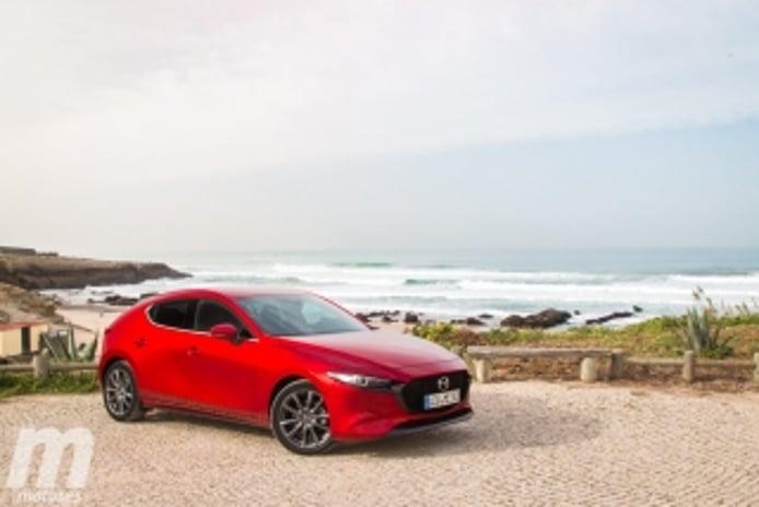 Foto 1 - Presentación Mazda3 2019