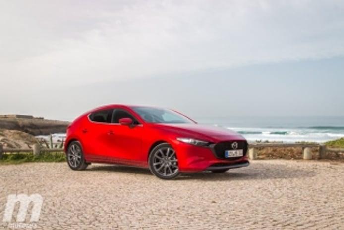 Foto 2 - Presentación Mazda3 2019