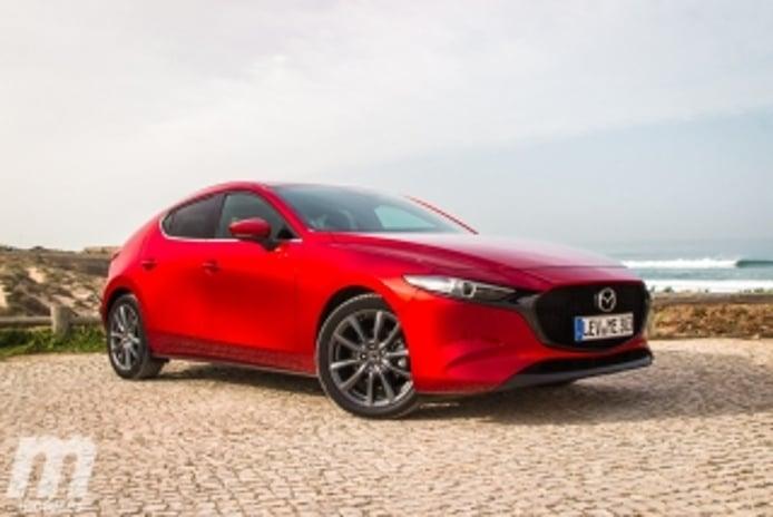 Foto 3 - Presentación Mazda3 2019