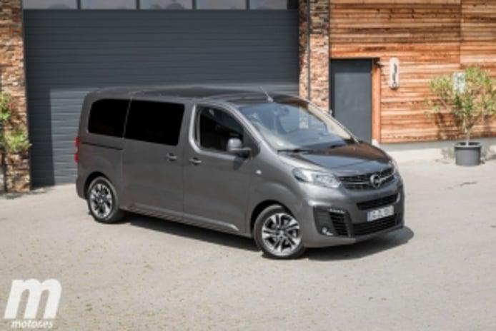 Foto 2 - Presentación Opel Zafira Life 2020