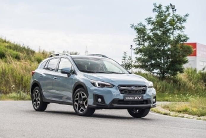 Foto 1 - Presentación Subaru XV 2018