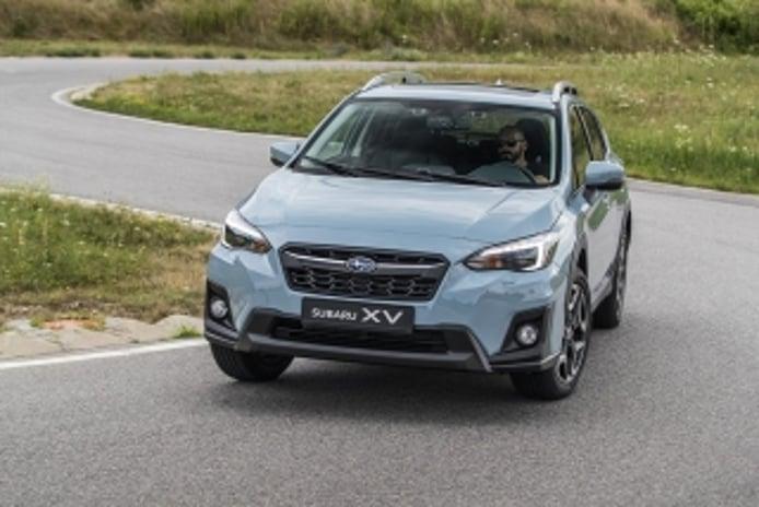 Foto 2 - Presentación Subaru XV 2018