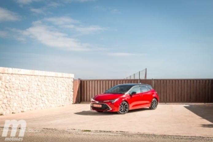 Foto 1 - Presentación Toyota Corolla 2019