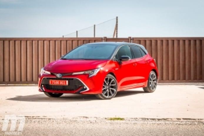Foto 3 - Presentación Toyota Corolla 2019