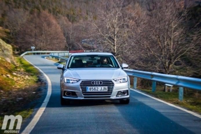 Foto 1 - Prueba Audi A4