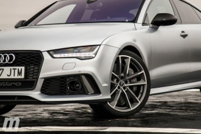 Foto 3 - Prueba Audi RS 7 Sportback Performance