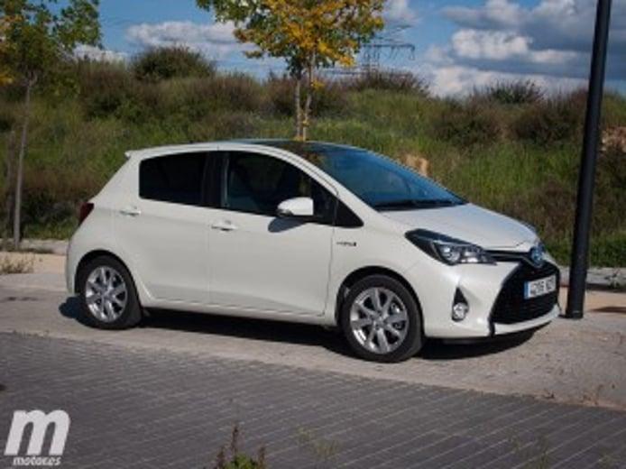 Foto 1 - Prueba Toyota Yaris Hybrid