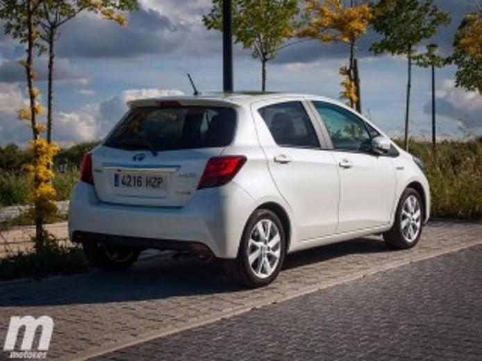 Foto 3 - Prueba Toyota Yaris Hybrid