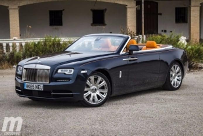 Foto 2 - Rolls-Royce Dawn