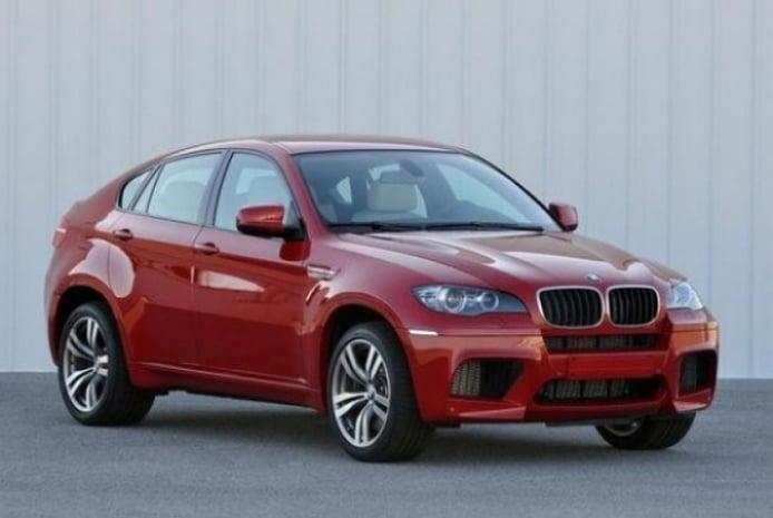 BMW X6 M, Nuevo vídeo promocional