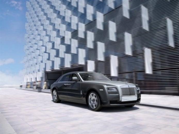 ¿Crisis? Que se lo digan a Rolls-Royce