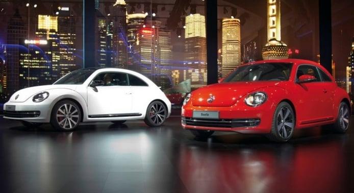 El Volkswagen Beetle estará en el Salón de Barcelona 2011