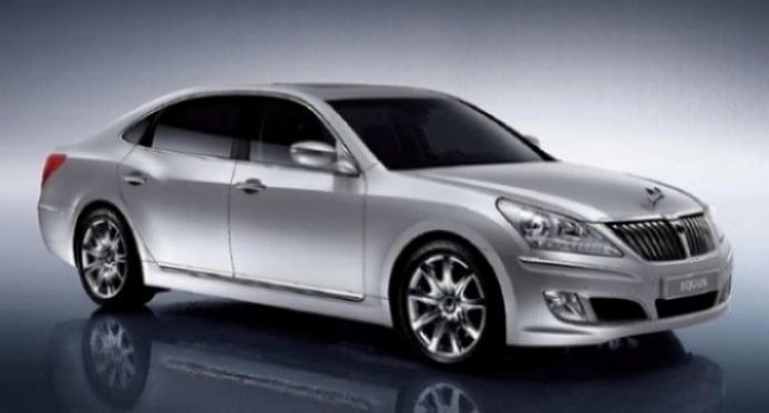 Hyundai confirma el lanzamiento del Equus en Estados Unidos.