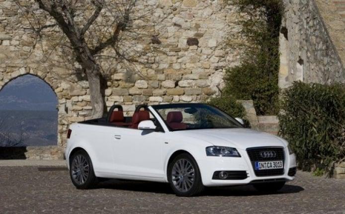 Motor 1.4 TFSI para el Audi A3 Cabrio