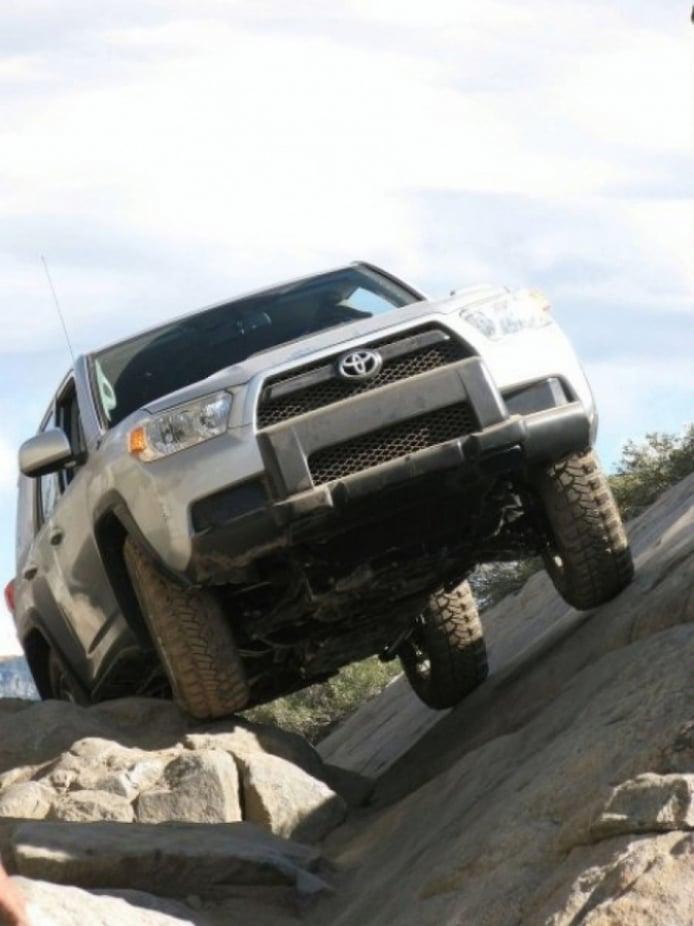 Toyota 4Runner 2010 presentada oficialmente.