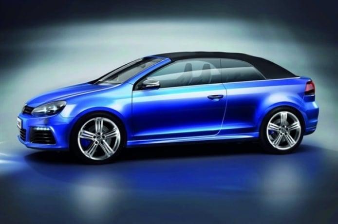 Volkswagen revela el Golf R Cabriolet en el Worthersee Tuning Festival