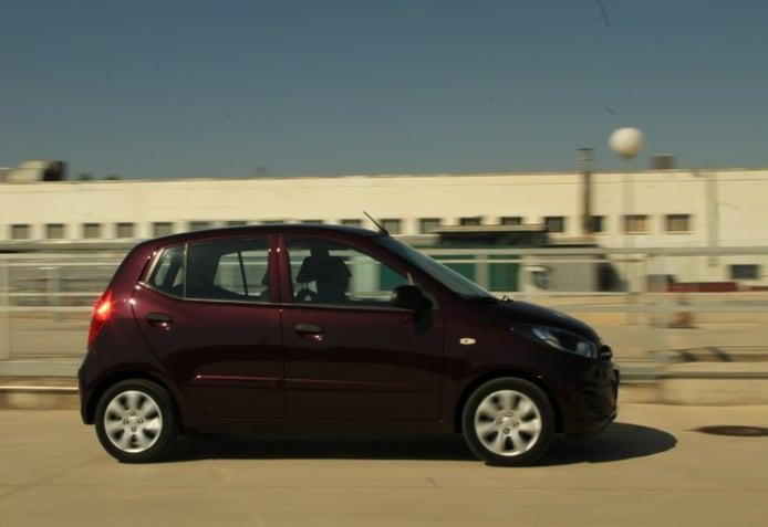 La gama 2011 del Hyundai i10 llega a España