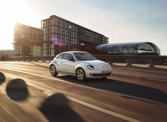 Nueva galería de imágenes del Volkswagen Beetle 2012