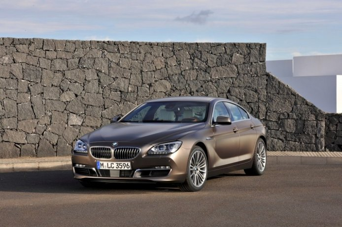 El BMW Serie 6 Gran Coupé ahora en vídeo