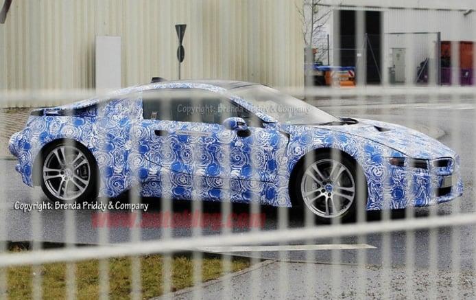 Primeras fotos espía del BMW i8. La cosa promete