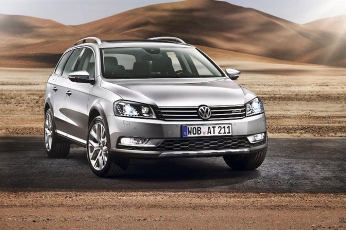 El Volkswagen Passat Alltrack llega a España
