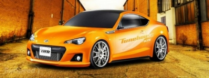 Subaru BRZ con motor Cosworth gracias a Tunehouse