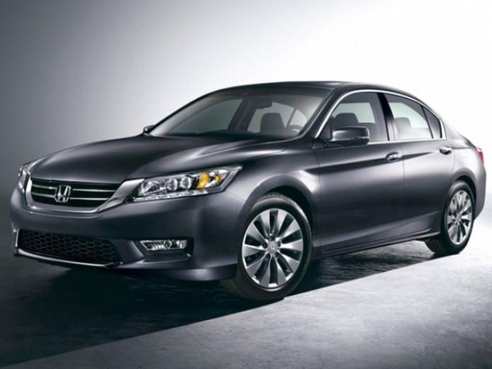 Honda revela el diseño del Accord 2013
