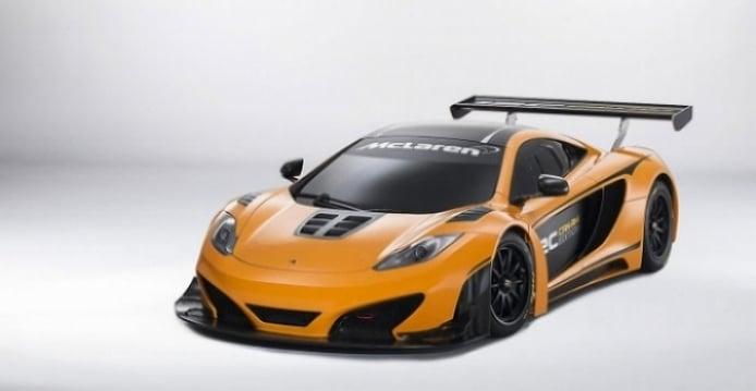 McLaren 12C Can Am llega preparado para derretir el asfalto