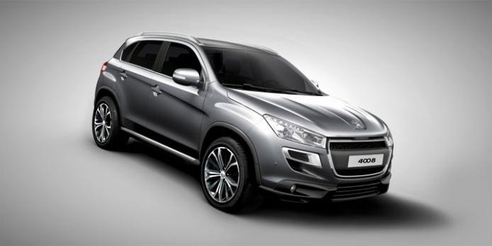 Peugeot 4008. En España, a partir de 31.700 euros