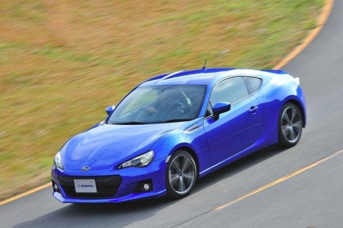 El Subaru BRZ disponible desde 30.900 euros