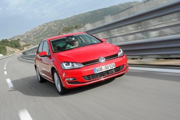 Volkswagen Golf 7. En España, a partir de 18.320 euros