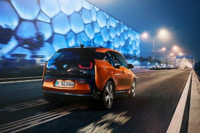 BMW i3, datos y fotos oficiales