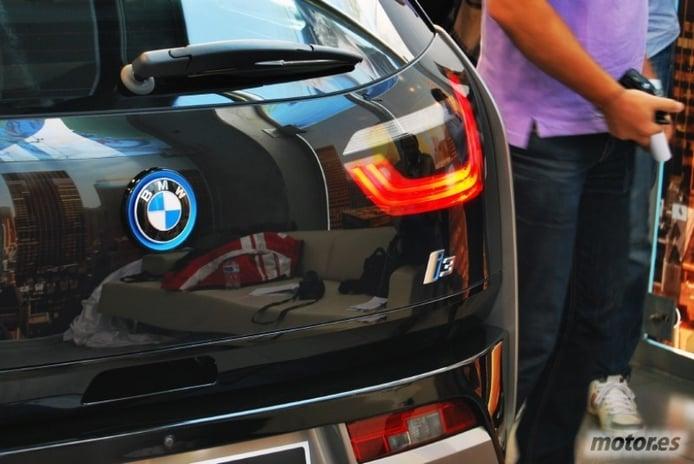 BMW i3, primer contacto (II): Motor, prestaciones, datos técnicos y precios