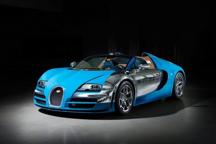 Bugatti Veyron Meo Constantini, una nueva Legend Edition del superdeportivo por excelencia