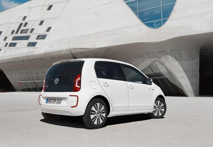 Volkswagen e-up! 2014, desde 26.300 euros
