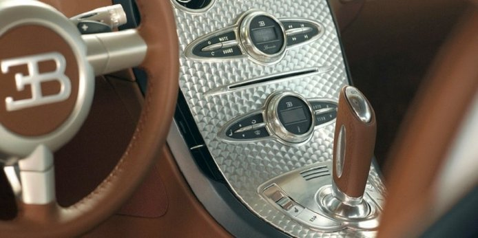 Bugatti Veyron, un coche creado para batir récords