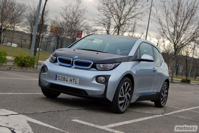 BMW i3 (III): comportamiento dinámico