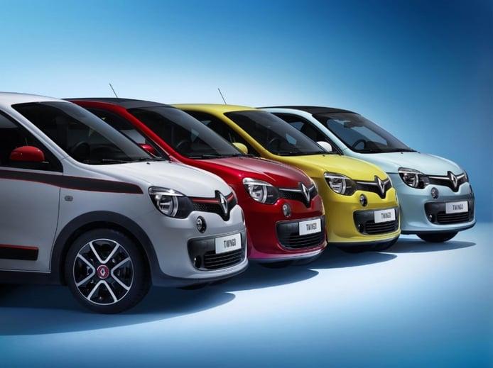 Renault Twingo 2014, datos e imágenes oficiales del nuevo urbano