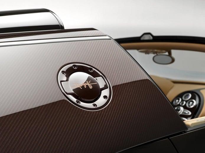 Bugatti Veyron Rembrandt Bugatti, una nueva Legend Edition en Ginebra