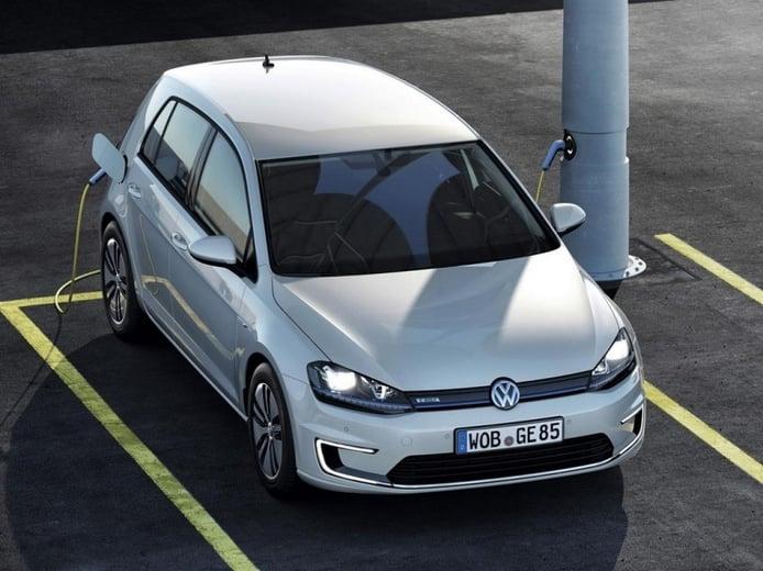 El Volkswagen e-Golf llegará a España en julio