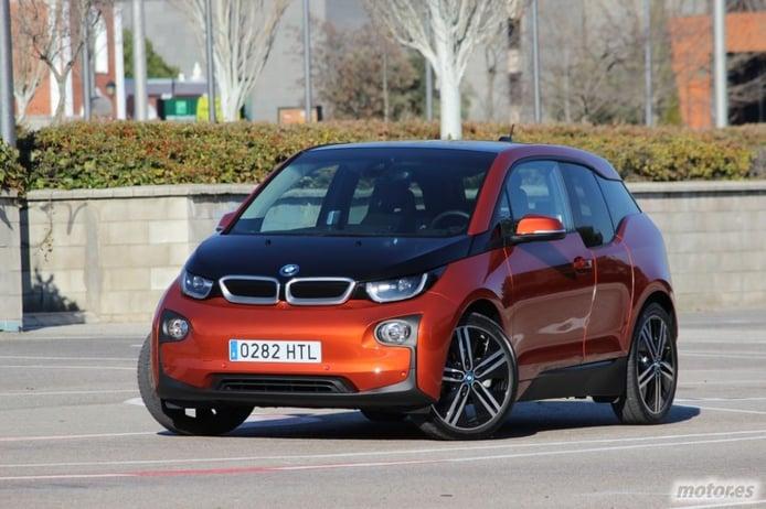 BMW i3, exterior e interior (II)