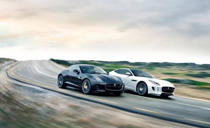 Jaguar F-Type Coupé, amor a primera vista