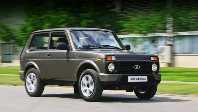 Lada Niva Urban, incombustible 4x4 para Rusia