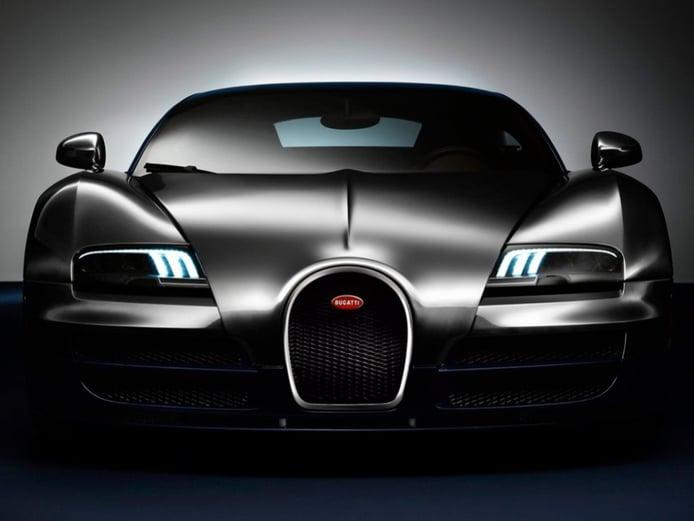 Bugatti Veyron Ettore Bugatti, la última de las leyendas