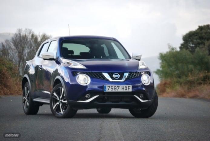 Nissan Juke 1.5 dCi Tekna Premium (I): Gama, equipamiento y precios