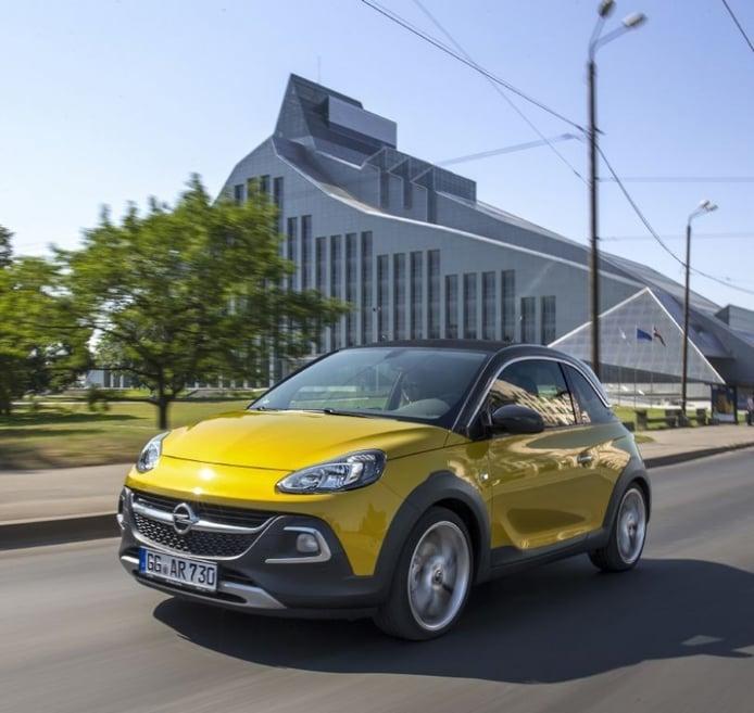 Opel ADAM ROCKS, el mini crossover ya tiene precio para España