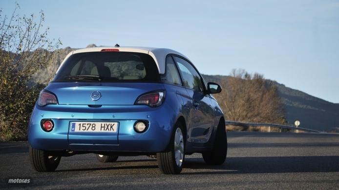 Opel Adam 1.4 87: Interior, valoraciones y conclusiones (III)