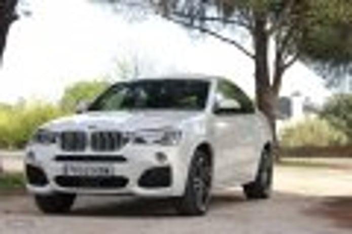 Prueba BMW X4 xDrive35i: Introducción, precio y versiones (I)